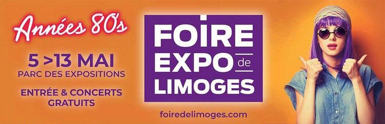 Actualit s et bons plans d isol eco menuisier limoges for Foire expo limoges tarif